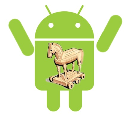 История реверс-инжиниринга одного SMS трояна для Android