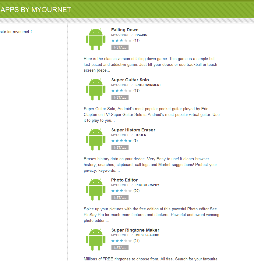 The Mother Of All Android Malware Has Arrived: Stolen Apps Released