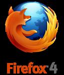 firefox 4 logo