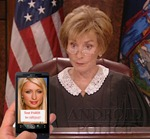 judge judy and paris