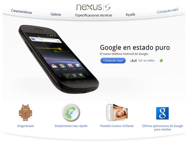 nexus-s---spain