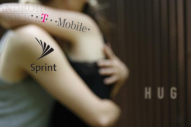 sprint tmobile