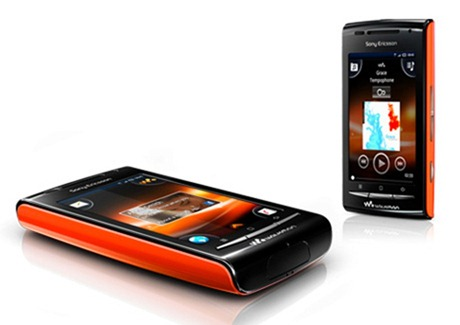 Sony Ericsson walkman 1