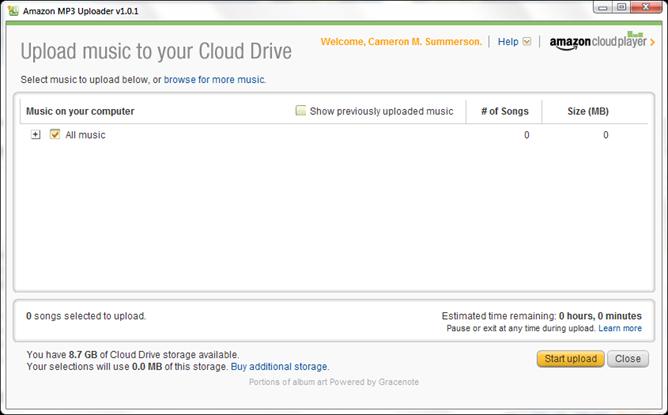 CloudPlayerUploader