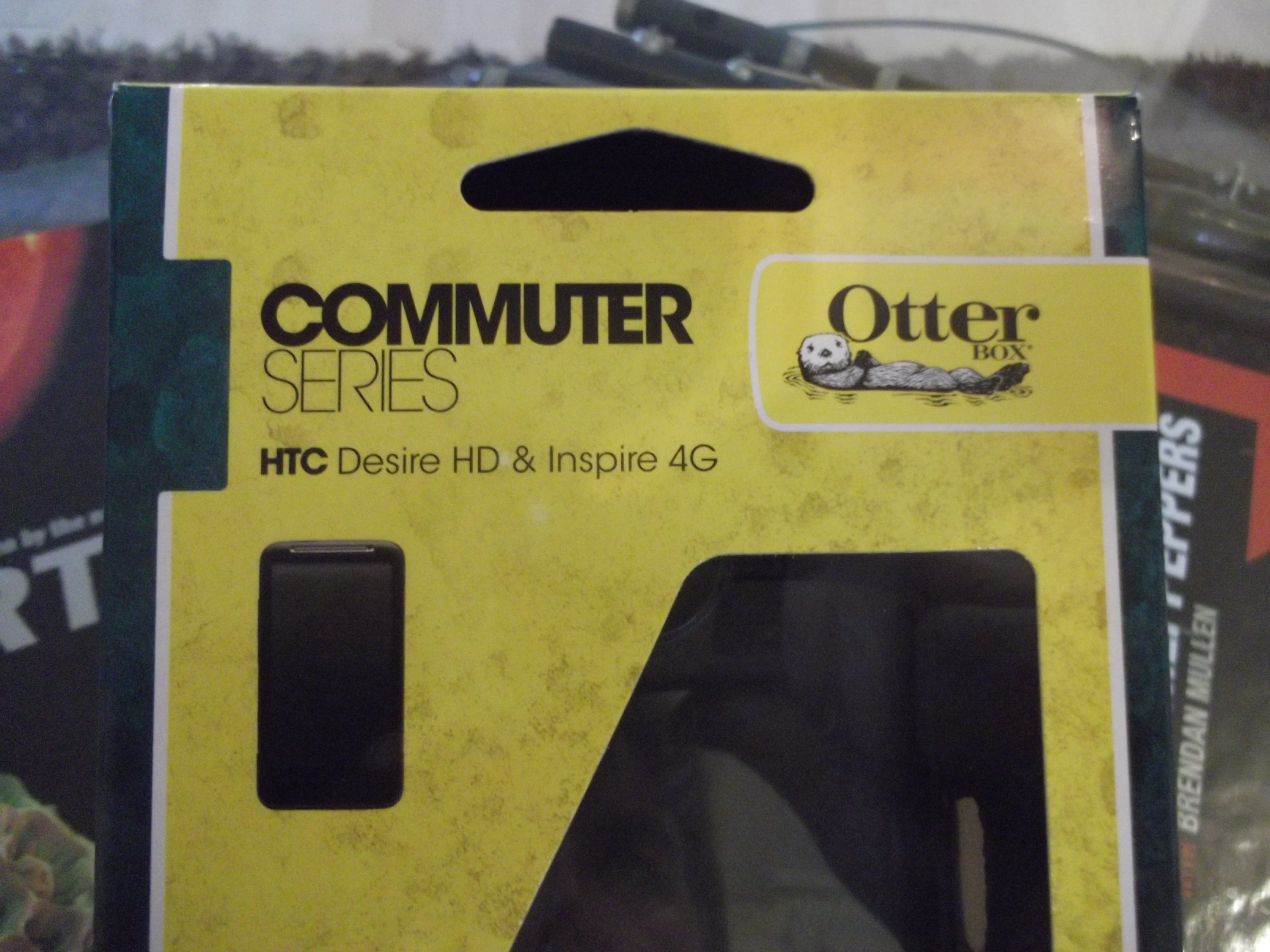 buy online a6186 6786c Unboxing and Review] Otterbox Commuter Series For Desire HD/Inspire ...