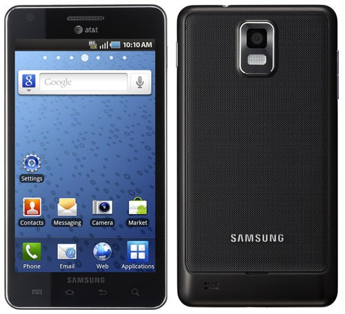 samsung infuse 4g mobile