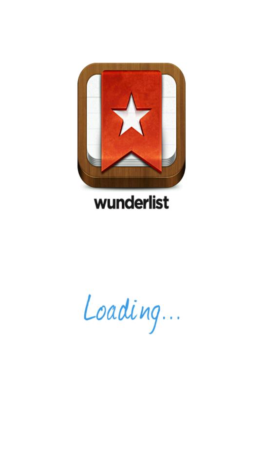 Review] Wunderlist Makes Tasking Look Gooood