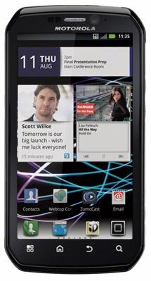 Motorola Photon GVS