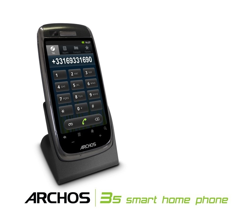 Cellular home phone