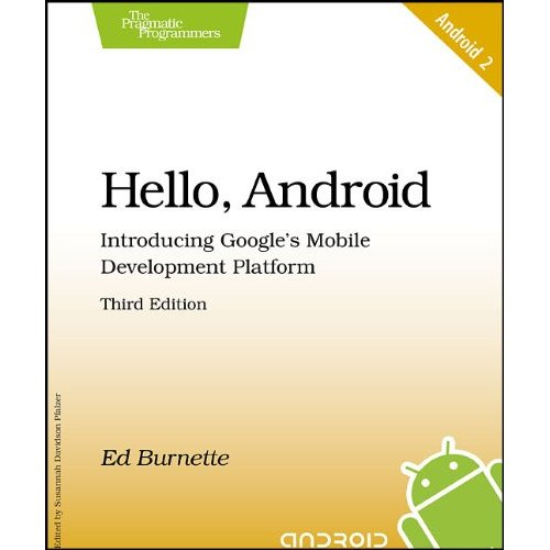 Hello android ed burnette 3rd edition