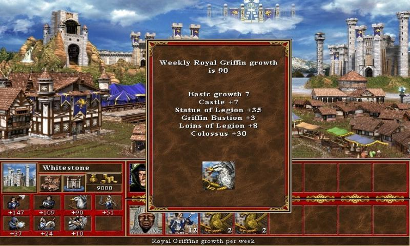 free engine to run heroes of might and magic game requires original game data files to run large x screen mb ram and fast cpu