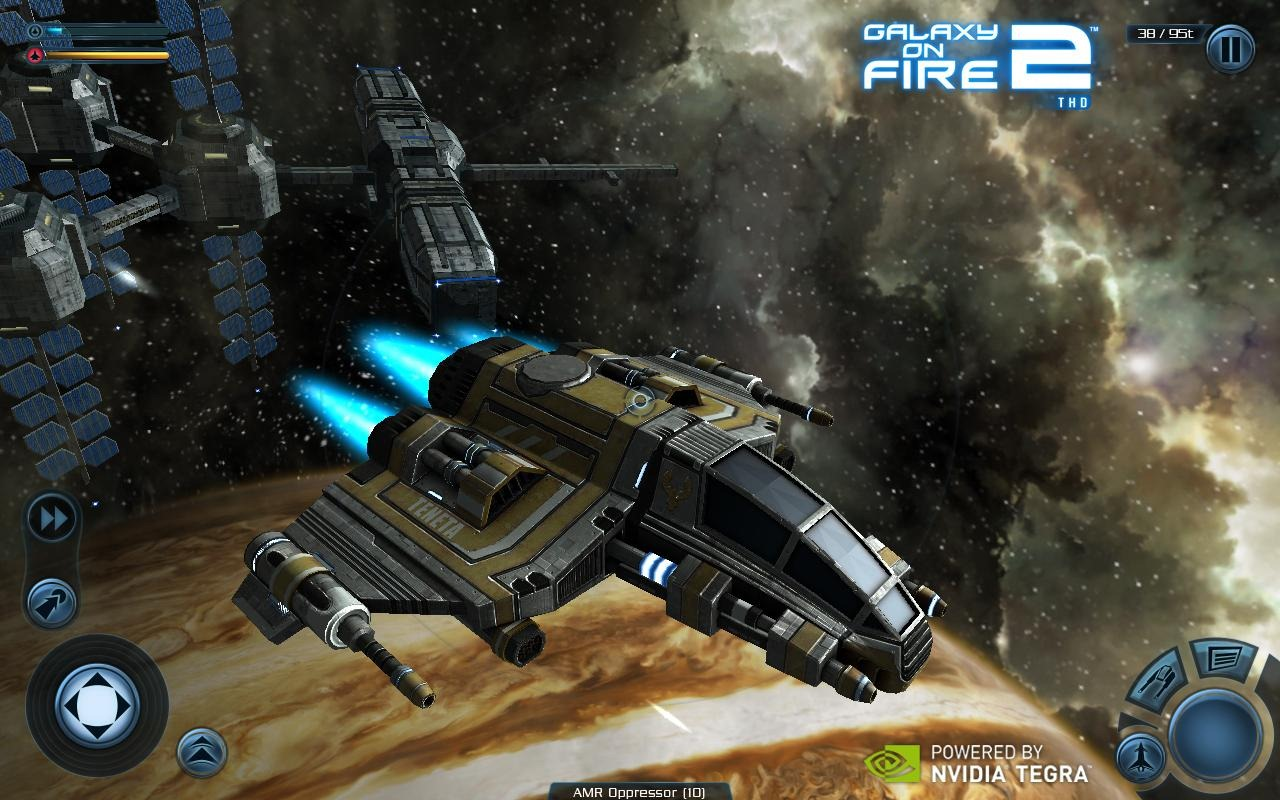 galaxy on fire 2 how to get specter