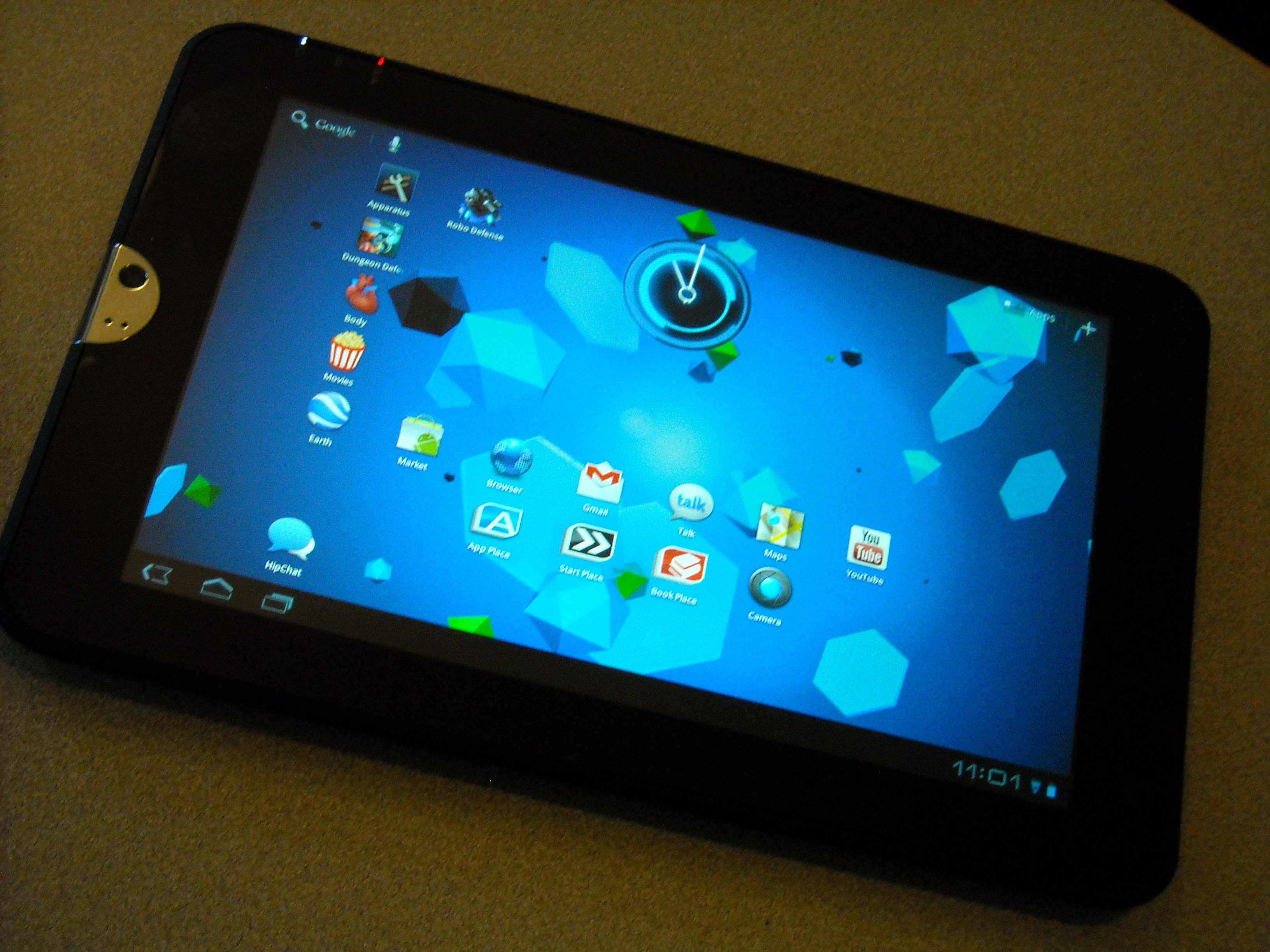 Toshiba Thrive Honeycomb Tablet Re-Review: Let's Try This ...