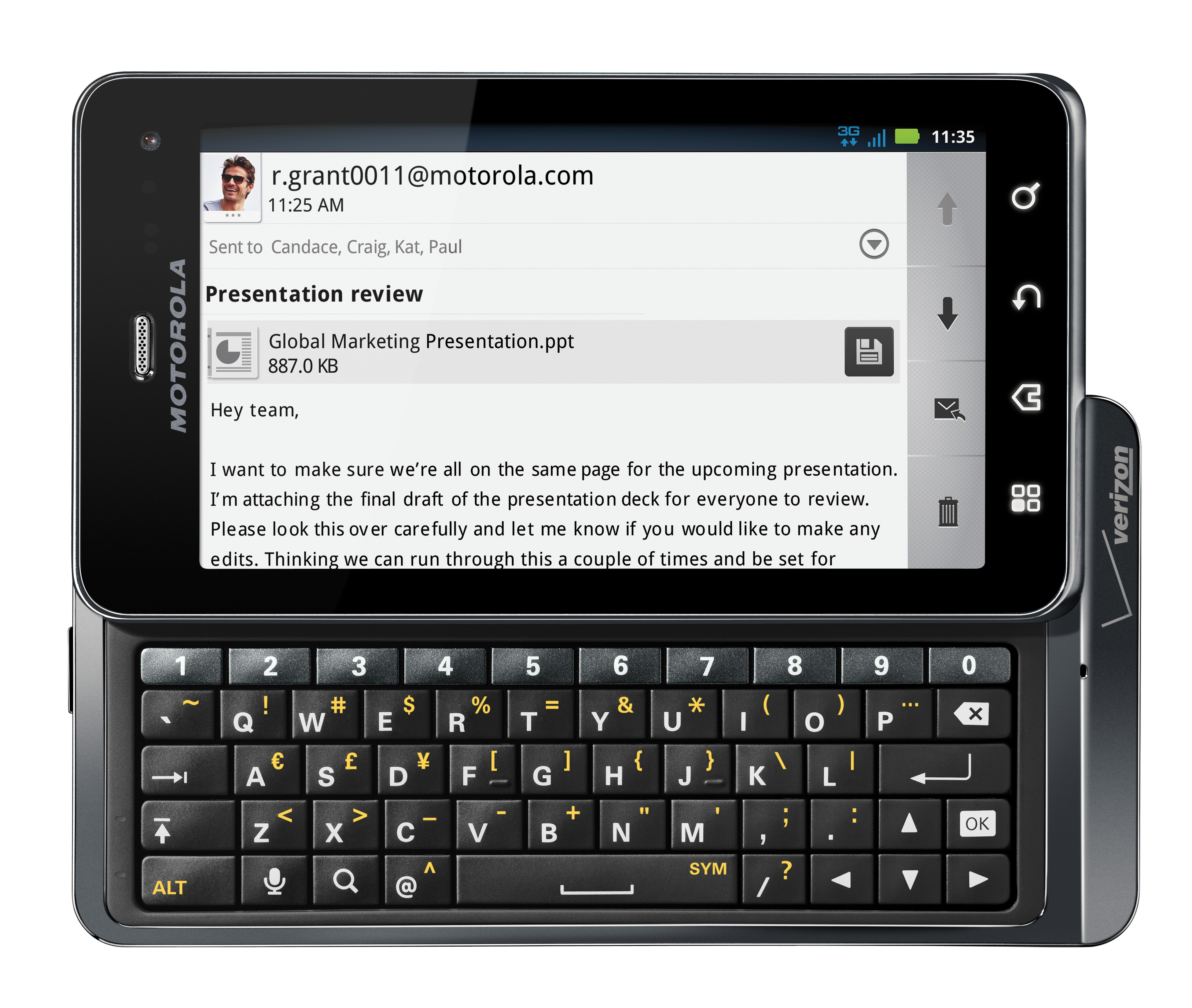 Phone Android Phone With Keyboard the 5 best android phones under 60 us only july 2011 1 motorola droid 3 verizon wirefly