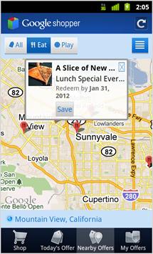 ShopperNearbyOffersMap