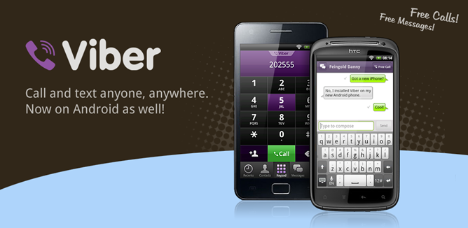 viber android banner