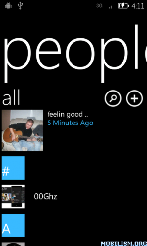 wp7contacts