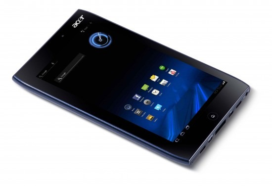 Acer Iconia 7 Inch Tablet Specifications