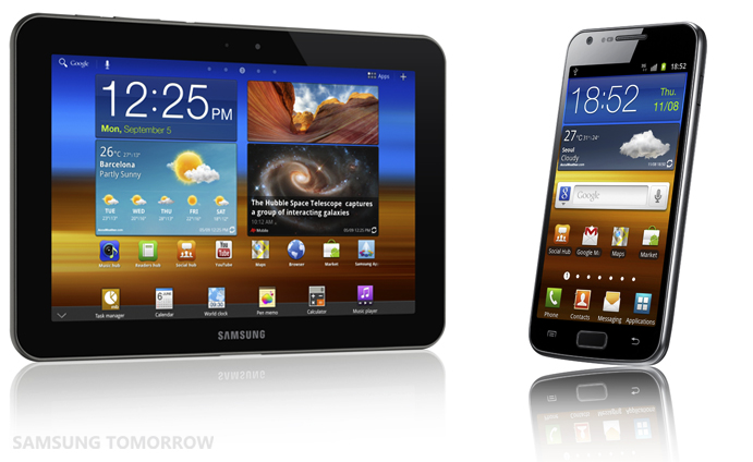 Samsung Officially Announces The Tab 8.9 LTE And The ...