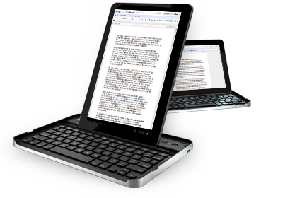 logitech bluetooth keyboard case for samsung galaxy tab 10. Black Bedroom Furniture Sets. Home Design Ideas