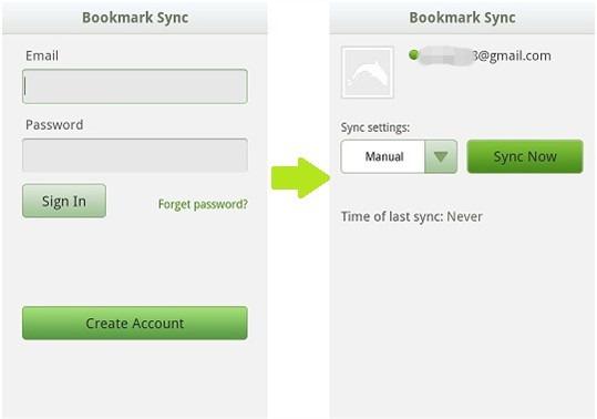 Bookmark-Sync
