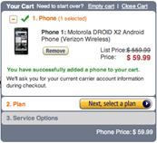 droid x2 deal 2