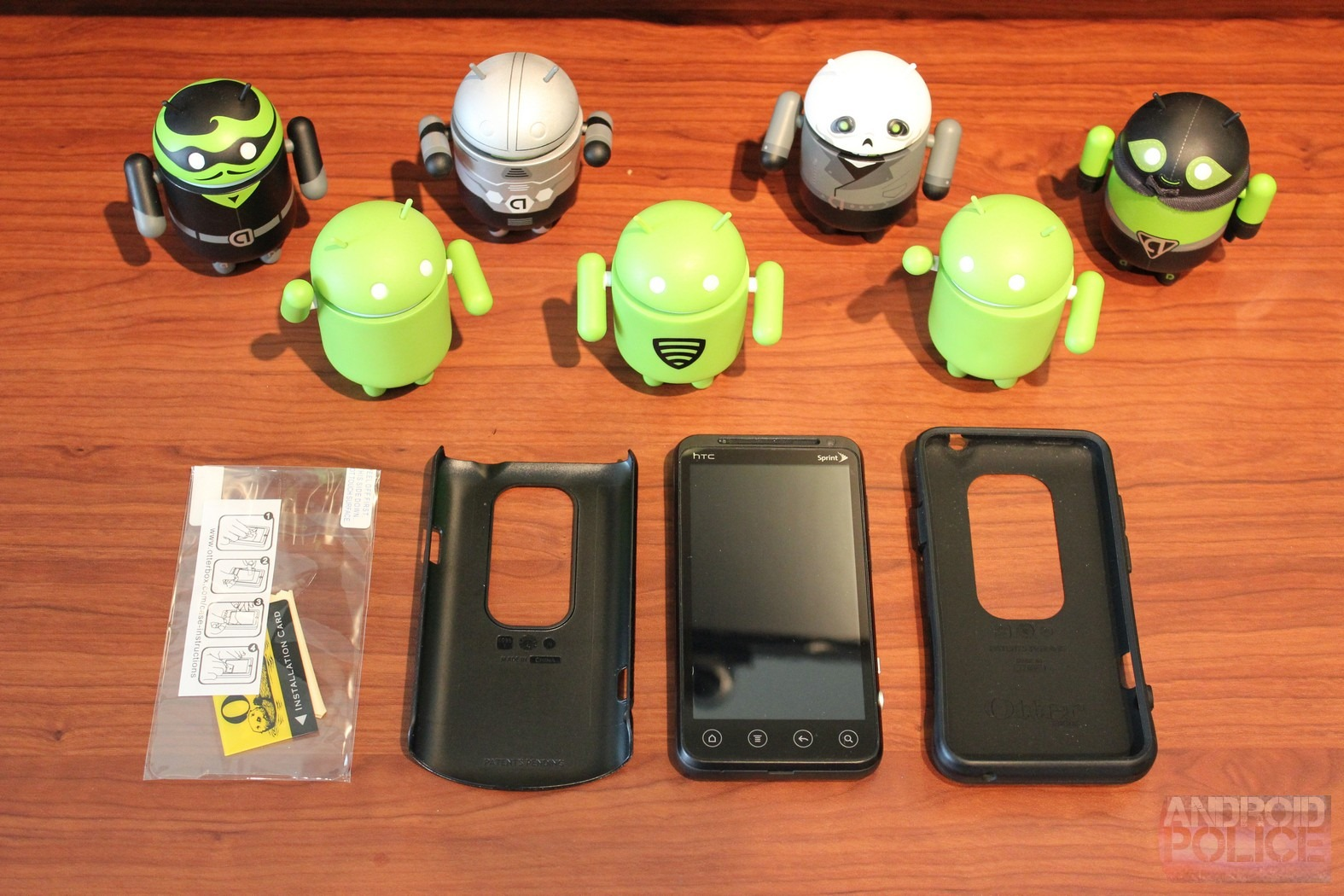 Review And Comparison Of All Three Otterbox Cases For The Evo 3d