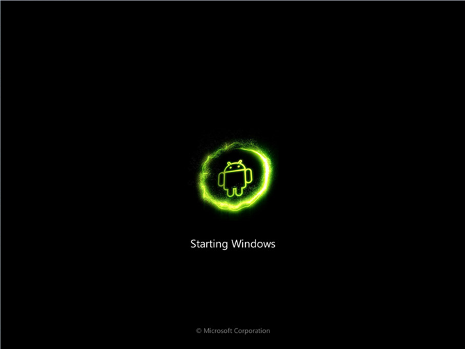 Download Android Skin Pack Disguises Windows 7 As An