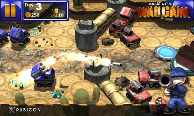 Great Little War Game Brings Turn-Based Strategy To Your