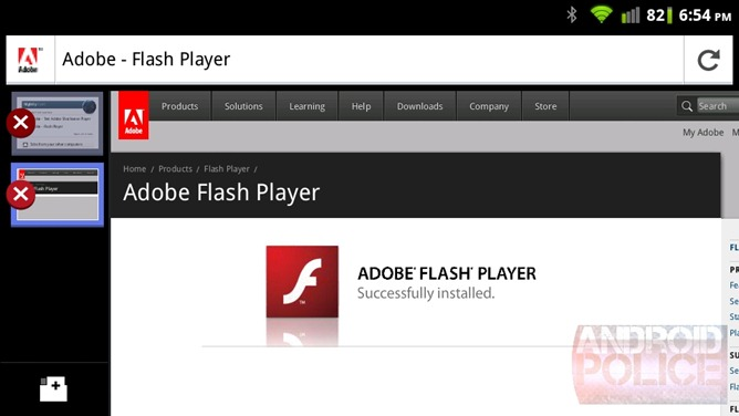 Скачать Adobe Flash Player Для Андроид 4.1.2