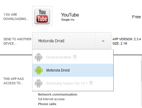 droid x2 download is queued
