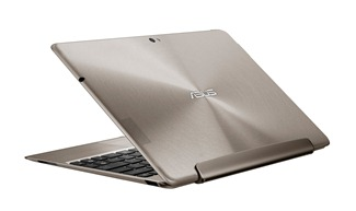 PR ASUS Eee Pad Transformer Prime docked Champagne Gold