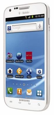 Samsung Galaxy S II_white_right