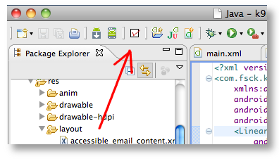Developer Goodies: Eclipse ADT 16/Tools r16 Will Introduce