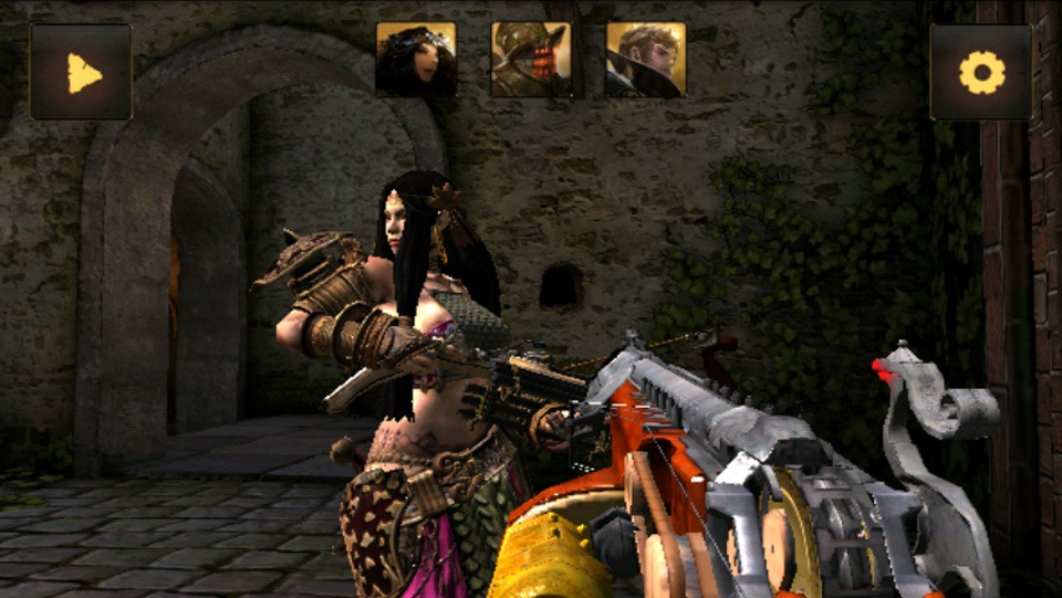 Da Vinci THD To Be The First Full Tegra 3 Game, Bringing A ...