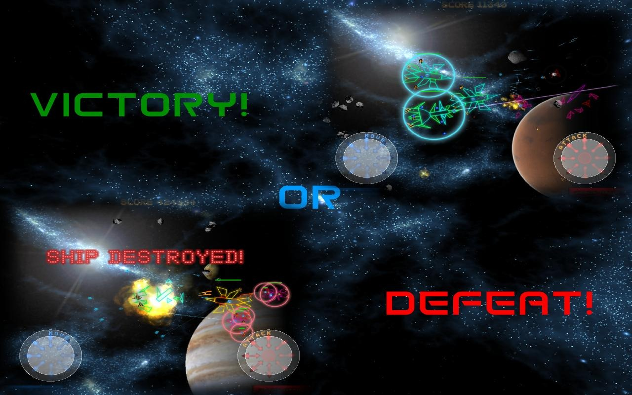 New Game] Space Conquest Combines Physics And Interstellar Combat ...