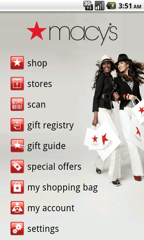 macy s gets an official app shop take advantage of specials and