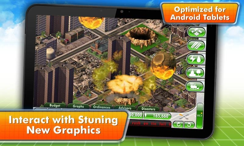 google play simcity deluxe