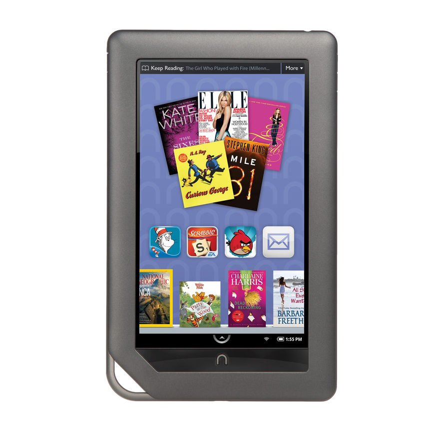 Barnes & Noble will no longer sell apps through NOOK Store - Liliputing