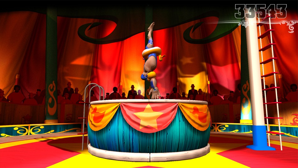 Big Top THD To Bring Cartoony Circus Fun To Your Tegra 3 ...