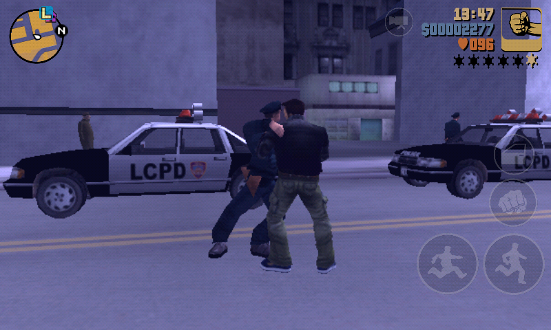 Review] Grand Theft Auto III For Android Brings Criminal