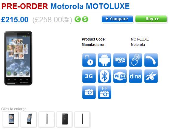 Motoluxe
