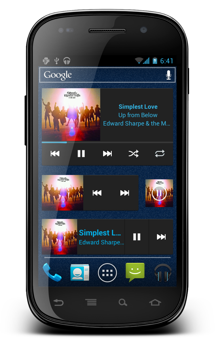 Android Phone Png Or any phone rocking cm9 Generic Android Phone Png