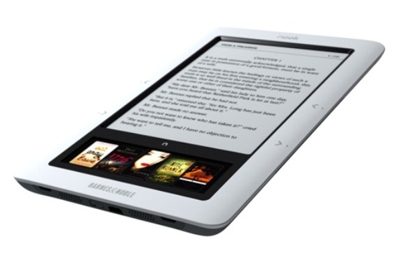 nook-stylish-photo-of-nook-with-ebooks