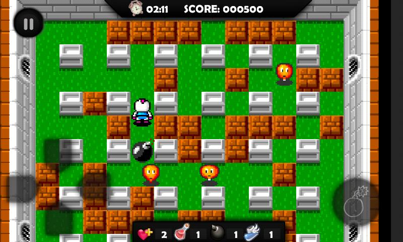 multiplayer bomberman