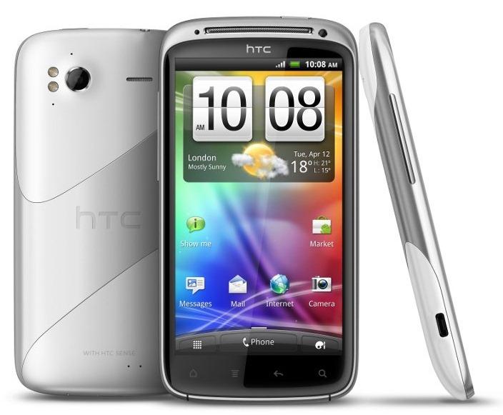 - HTC Sensation llegará a Europa con ICS