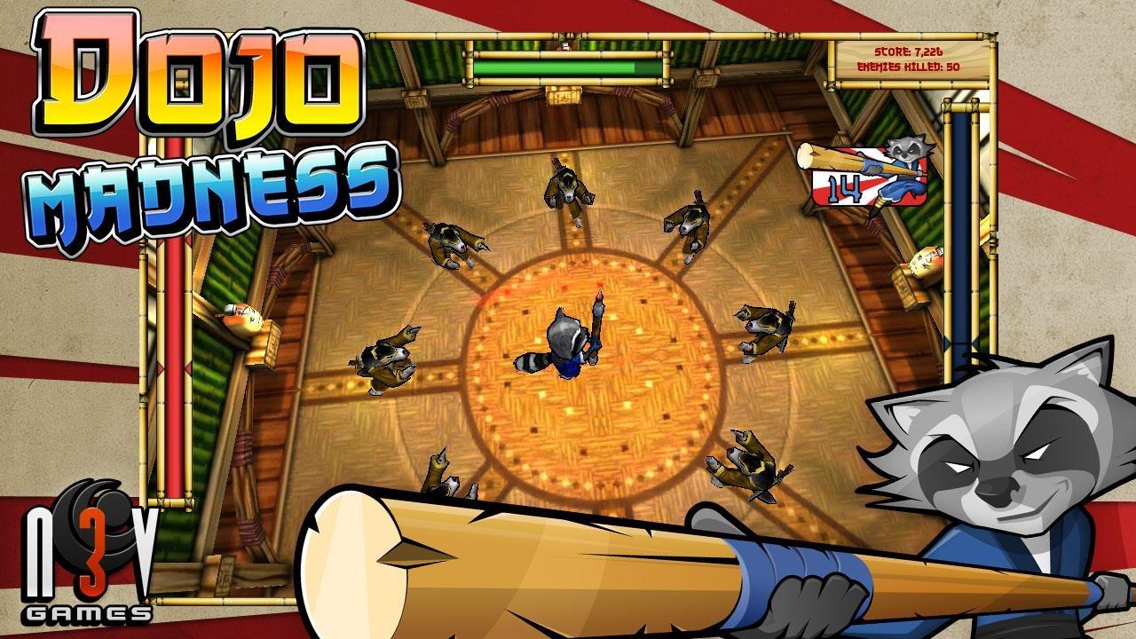 dojo games