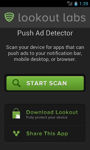 Lookout Releases Push Ad Detector To Help Fight Off Airpush