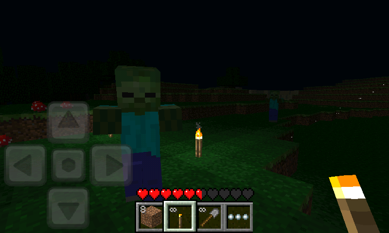 Minecraft pocket edition for android