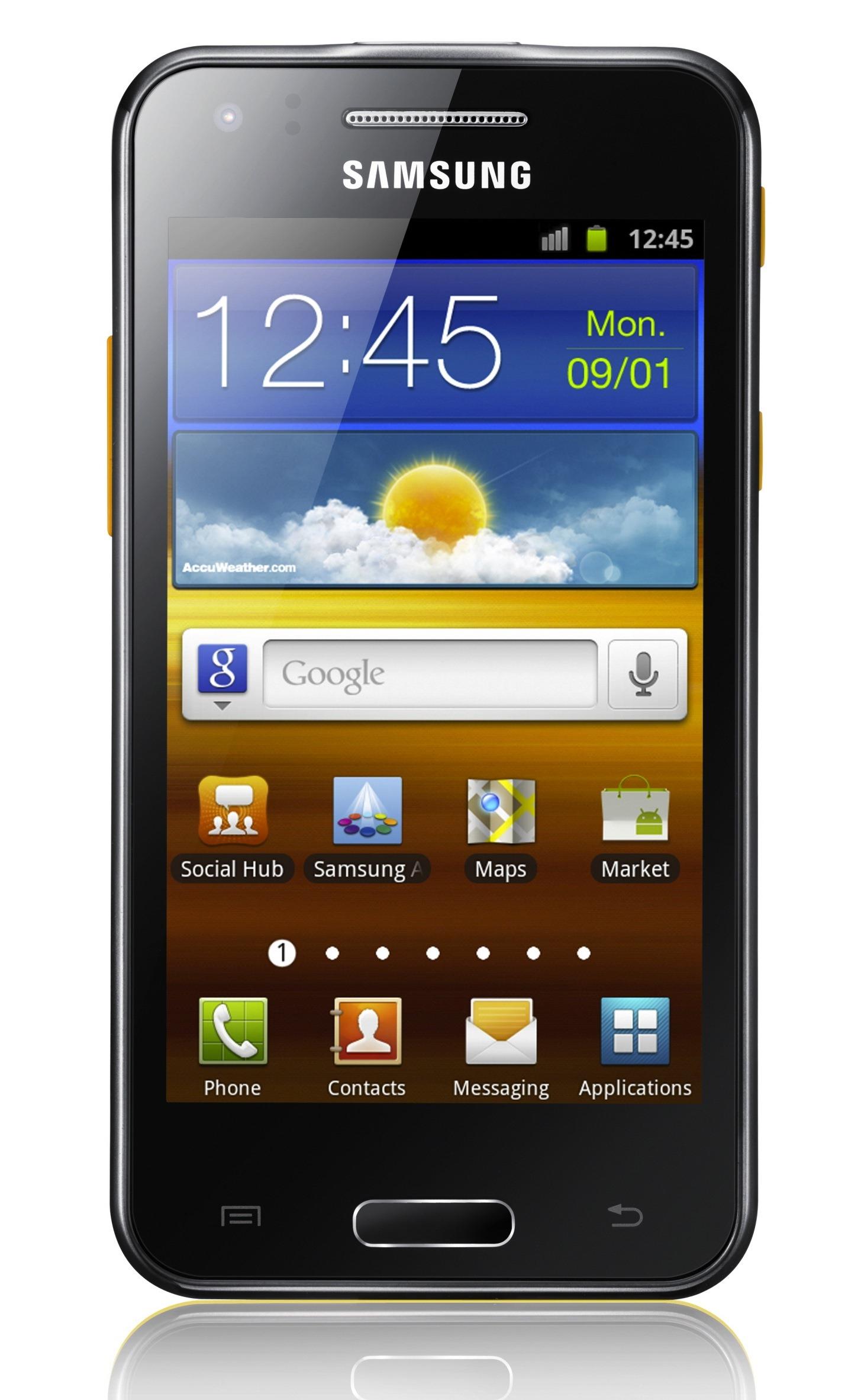 [MWC 2012] Samsung Galaxy Beam Hands-On